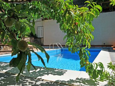 Photo for Delightful cottage with pool, WiFi, BBQ, Wood Oven, close beaches & Cinque Terre