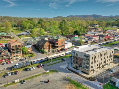 Photo for NEW! Blue Ridge Station Condo in Downtown Blue Ridge