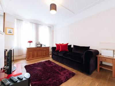Photo for Fitzrovia/ Marylebone Large One Bedroom Flat