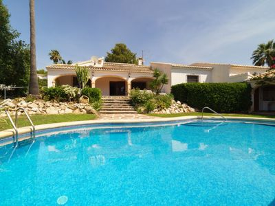 Photo for Vacation home Tesoro Park in Jávea/Xàbia - 8 persons, 4 bedrooms