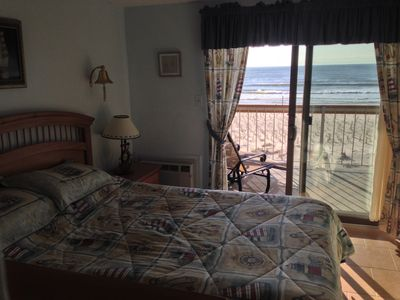 Photo for True Oceanfront--Fabulous Views Free Beach Badges & Wifi