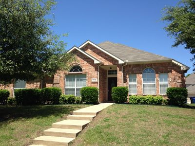 Photo for Beautiful, Fully Furnished 4BR/2BA Home in Frisco, TX