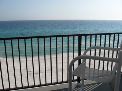 Wake up to our beautiful beach and watch the dolphins play early in the morning