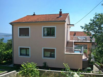 Photo for Apartment in Dramalj (Crikvenica), capacity 6+1