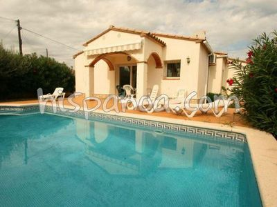 Photo for Holiday house Escala beach 800m