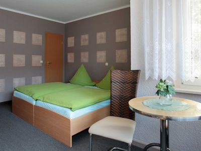 Photo for Double room No. 2 - Pension Rosengarten
