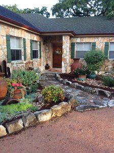 Welcome to our hill country home!