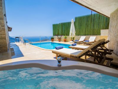 Photo for Comfortable Secluded Three Bedroom Villa with Magnificent Views