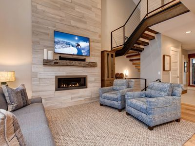 Photo for Lux Townhome, Walk to Gondola, On-Demand Canyons Shuttle | Abode at Fairway Springs