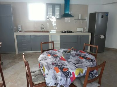 Photo for Non-smoking holiday apartments, Beach at 30 m, Ferry, Close to all services