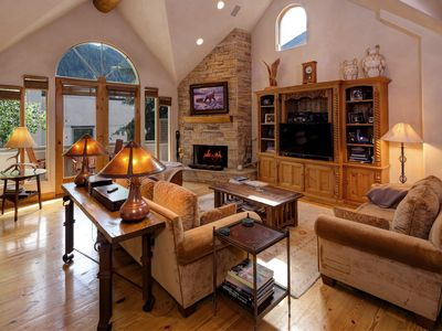 Photo for Central Aspen Luxury Mountain Residence