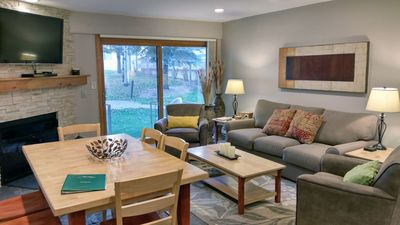 Photo for BC West # L-1: Premium 2BR Condo w/ FREE Skier Shuttle, Heated Pool, Hot Tubs