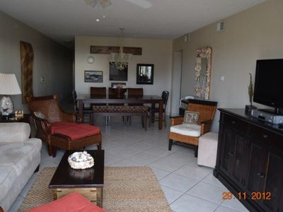 Photo for GREAT 3 BEDROOM CONDO WITH BEACH ACCESS AND VIEW