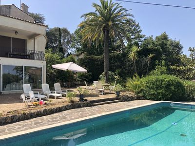 Photo for Large house with garden and pool