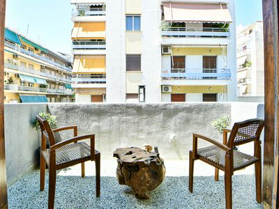 Photo for Papaver boutique bnb aprt for 3 in Central Athens