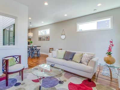 Photo for New 2,350 Square Foot Townhome w/ Rooftop Deck -- Walk to 12South & The Gulch