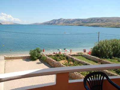 Photo for 4BR Bed & Breakfast Vacation Rental in Zubovići Novalja Pag, Lika-Senj County