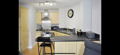 Photo for Newly Decorated 1 Bed Apt in the Heart of Cardiff