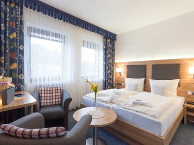 """Photo for Comfort Double Room - Hotel Garni and Apartments """"Zur alten Post"""""""