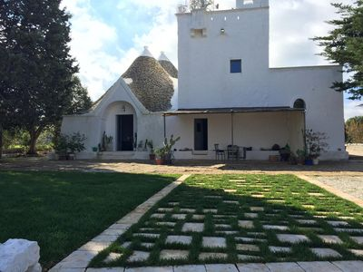 Photo for Charming and historical complex of trulli