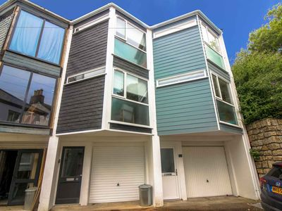 Photo for An imaginatively presented three storey town house  located in the heart of Falmouth