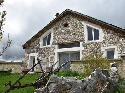 Photo for Gîte in a renovated farmhouse in the heart of the Vercors Natural Park