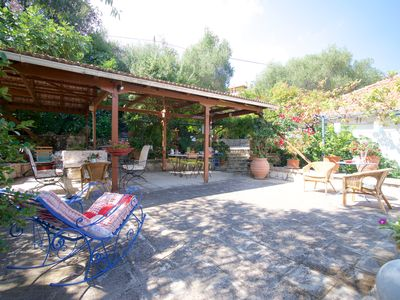 Photo for Marika's Cottage with nice garden and barbeque