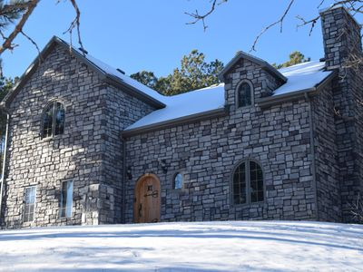 Photo for Magnificent Castle-Style Black Hills Area Home!