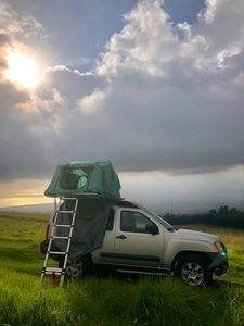Photo for Rent for less Maui - 4WD Xterra with TEPUI roof tent - glamorous camping!!!