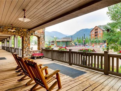 Photo for Condo in River Run Village with pool access, perfect for summer