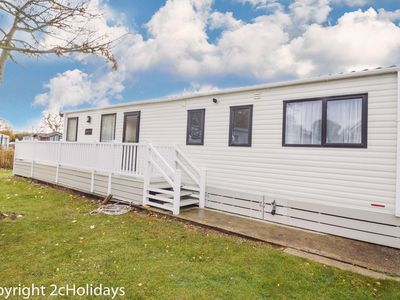 Photo for 6 berth luxury holiday home at Carlton meres holiday park ref 60021