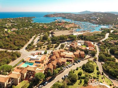 Photo for Apartment RESIDENCE BOUGAINVILLAE (PCE161) in Porto Cervo - 4 persons, 1 bedrooms