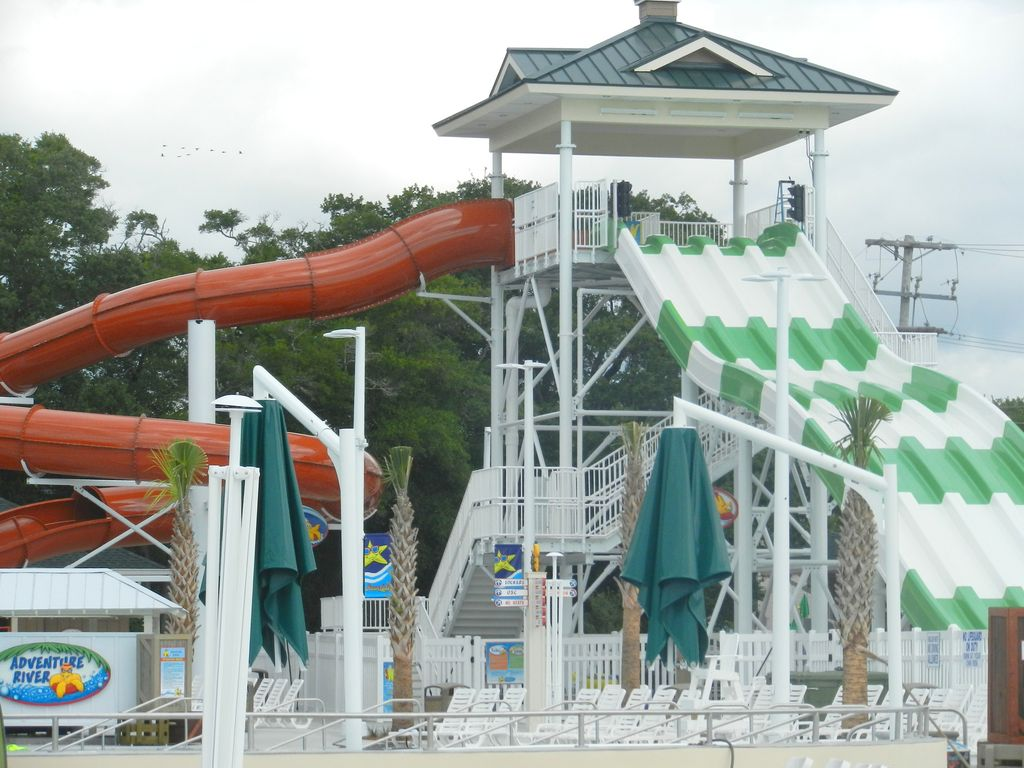 Ocean Lakes Myrtle Beach Water Park The Best Beaches In World