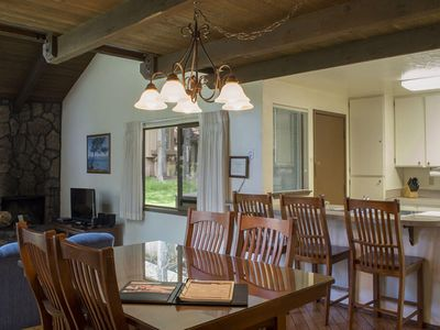 Photo for 57 Tennis Village: 2 BR / 2 BA loft condo in Sunriver, Sleeps 6