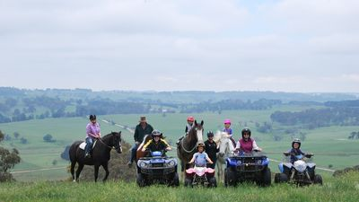 Photo for High country farm stay & horse rides