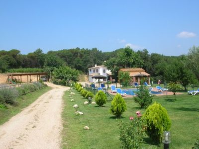 Photo for Self catering Can Rajoler for 15 people