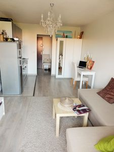 Photo for A charming 2 rooms renovated quiet in Antibes