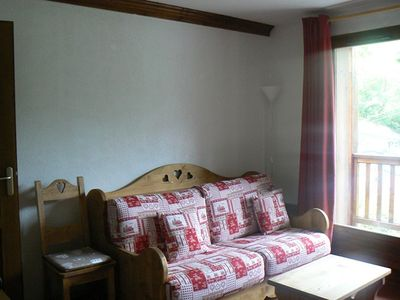 Photo for 1BR Apartment Vacation Rental in VALLOIRE