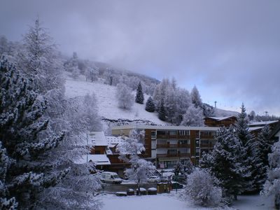 Photo for 1BR Apartment Vacation Rental in Les 2 Alpes