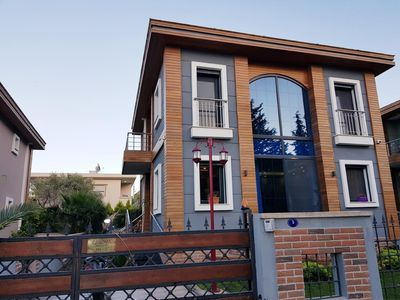 Photo for Holiday house Urla for 7 - 8 persons with 4 bedrooms - Holiday house