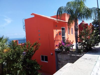 Photo for Puerto Angel, 2 Bedroom Oceanfront Villa!