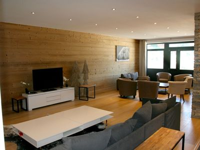 Photo for Les Arcs 1800 - Exceptional apartment! 14/16 people.