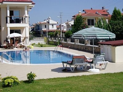 Photo for Stunning 2 Bed Apartment With Shared Pool.On Ege 4. a quite and relaxing complex