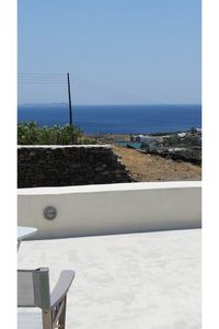Photo for Great View apartment in Tinos II