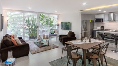 Photo for Newly-built, Stylish Apt on Chic Condesa Street