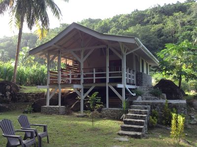 Photo for Guava-Cherry riverside cottage