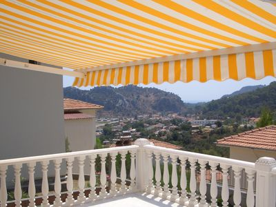 Photo for Fully furnished luxury villa just 2km from Sarigerme beach.