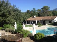 We had a lovely stay at this villa, having been warmly welcomed.  It is perfectl ...