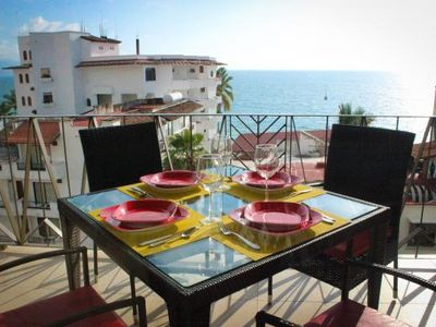 Photo for V177 405 1BD Condo for rent in Old Town, Puerto vallarta
