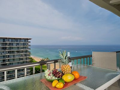 Photo for $275 Summer Special + FREE NIGHT! Valid 08/14-08/31! Whaler Resort #1107 Kaanapali! Oceanview!